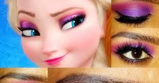 makeup elsa frozen makeupsites co