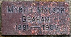 Myrtle Robinson Graham (1881-1966) - Find A Grave Memorial