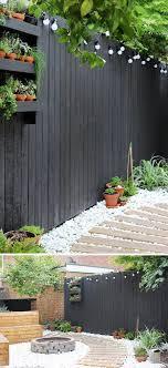 white gravel in your backyard