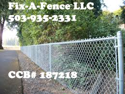 Fix A Fence Llc Reviews Portland Or Angie S List