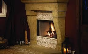 rustic gas fireplace valentina cyprus