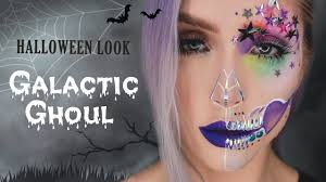 galactic ghoul makeup tutorial