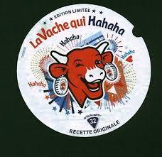 Etiquette de Fromage la vache qui rit Hahaha 32 portions édition limitée |  eBay