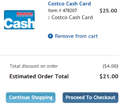 mistake get 4 off all costco