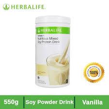 herbalife formula 1 nutritious mixed