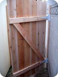 Diy Gate Tutorial Dream Book Design Diy Gate Backyard Gates Diy Fence