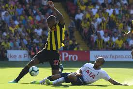 Watford 2 - 1 Tottenham Hotspur; Second half floundering leads to ...