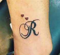 50 letter r tattoo designs ideas and
