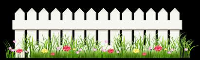 Fence Cartoon 7299 2186 Transprent Png Free Download Flower Grass Plant Cleanpng Kisspng
