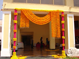 cuisine entrance flower decoration and goa on decoration quotes