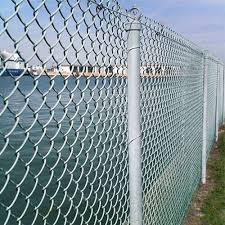 Gi Chain Link Fencing For Industrial Domestic Rs 48 Kilogram Id 6255758912