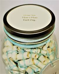 days of happiness in a jar