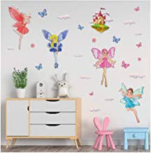 Amazon Com Fairy Decals For Walls