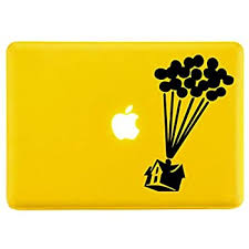 Amazon Com Up House With Balloons Decorative Laptop Skin Decal Computers Accessories