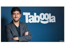 Taboola Completes $117 Million Financing Round to Drive Global Expansion  and Next Generation Personalization For Users, Publishers and Marketers -  Israël Science Info