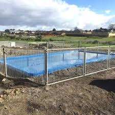 Auckland Temporary Pool Fence Ghl Group
