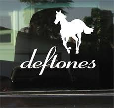 Deftones 8 Inch Vinyl Decal Sticker Ebay