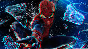 the amazing spider man 3d ultra hd