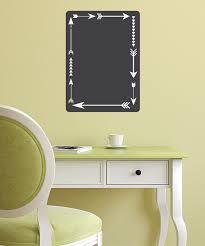 Chalkboard Arrows To Do List Wall Decal Wall Decals Kitchen Wall Decals Chalkboard Flowers