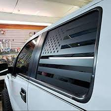 American Flag Window Decals Universal Fit Xplore Offroad Xplore Offroad Stand Out From The Crowd Jeeps Trucks Suvs 4x4s