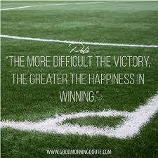 inspirational and motivational soccer quotes images