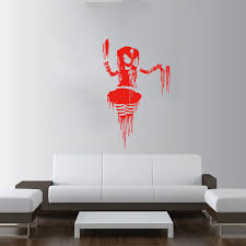 Wall Sticker Decal Vinyl Decor Sex Anime Manga Girl Love Horror Japan Wall Decals Vinyl Decal My Sweet Home