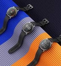 Haylou Solar Smart Watch arrives with a round dial and a 30-day ...