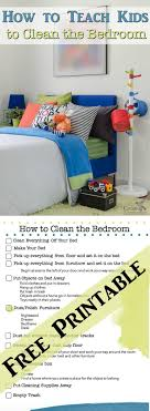The 14 Best Checklists To Clean Your Bedroom For Adults And Kids Page 9 Of 14 Stylishwomenoutfits Com