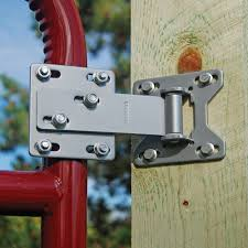 Heavy Duty Chain Farm Gate Hinges Gate Hardware Boerboel Gate Solutions