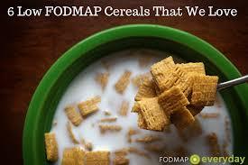 6 low fodmap cereals that we love