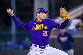 Tyler Smith - Baseball - East Carolina University Athletics