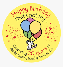 happy birthday that s not my usborne