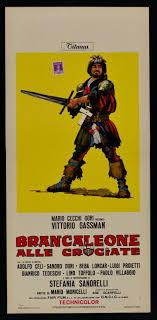 Film Brancaleone To Crusades Vittorio Gassman Mario Monicelli Celi ...