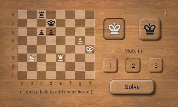 Chess Solver