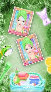 amazon princess party makeover by