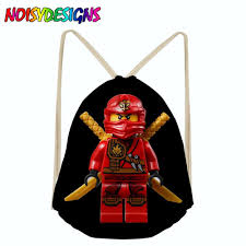 Find More Drawstring Bags Information about Ninjago Rush Game ...