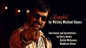 """Wesley Michael Hyes """"Memphis"""" Instruction & Dance - YouTube"""