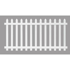 Outdoor Essentials 1 1 2 In X 3 In White Vinyl Fence Panel Mounting Kit 2 Pack Do It Best World S Largest Hardware Store