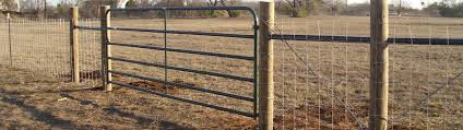 Ranch Horse Field Fence Contractor South Texas Fence And Deck Victoria Tx