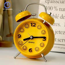 Alarm Clock Children Home Decoration Accessories Modern Digital Clocks For Kids Bedroom Cute And Creative Alarm Watch Alarm Clocks Aliexpress