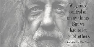 quotes about memory in the giver quotes