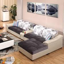custom printed fashion new design sofa