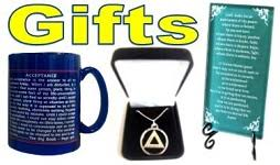reery gifts for aa na al anon