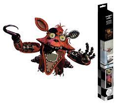 Five Nights At Freddy S Foxy Roomscapes Poster Decal 18 X 24 Walmart Com Walmart Com