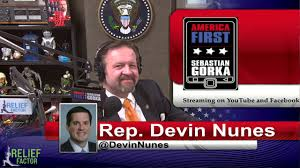 The Russia hoax rats are squealing. Rep. Devin Nunes with ...