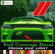 Challenger Powered By Srt Scat Pack Spoiler Decal 12 1 4 X 7 8 Oracal 651