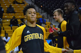 Ivy Smith, Jr. - Men's Basketball - Grambling State University Athletics