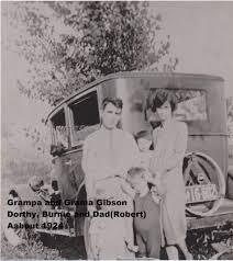Iva Mae Gibson (Martin) (1901 - 1986) - Genealogy