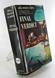 FINAL VERDICT | Adela Rogers St. JOHNS | Book Club Edition