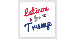 Latinos For Trump Square Sticker Zazzle Com